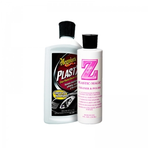 Polishes for Plastics