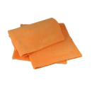 CarPro 2 Face Microfiber Towel orange/blau 40 cm x 40 cm...