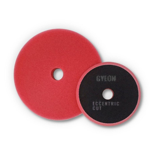 GYEON Q²M Eccentric Cutting Pads red
