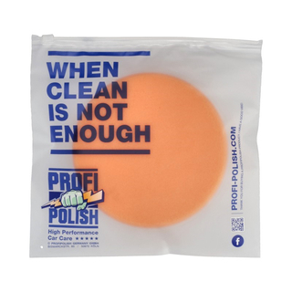 ProfiPolish Polierschaum Rotation hart orange