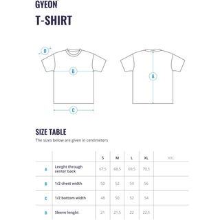 GYEON Q² T-Shirt White