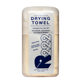 R222 Drying Towel - Trockentuch