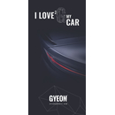 GYEON Canvas Stand Banner I love 2 G my car 100 x 200 cm