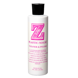 ZAINO Plastic-Magic Cleaner & Polish 236 ml