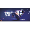 GYEON Canvas Wall Banner gyeonize your car 200 x 100 cm