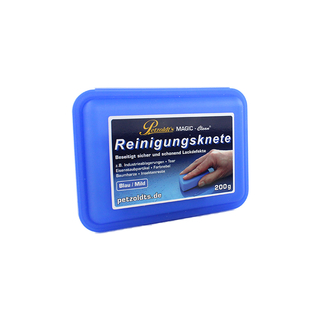 Magic Clean Reinigungsknete blau 200 g