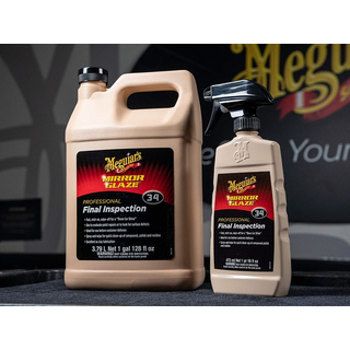 Meguiars M34 Final Inspection Trockenwäsche 3,78 Liter