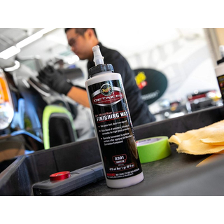 Meguiars DA Microfiber Finishing Wax 3,78 Liter