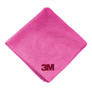 3M Perfect-it III Hochleistungs-Poliertuch pink