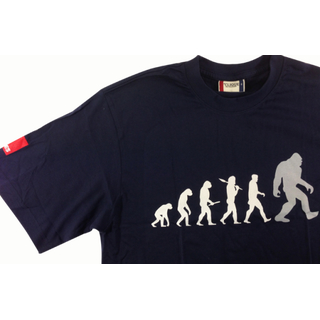 RUPES BigFoot T-Shirt Evo Blue L