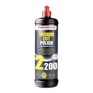 Menzerna Medium Cut Polish MC2200 - Feinschleifpaste 1,0 Liter