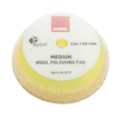 RUPES Yellow Wool Polishing Pad Medium Ø 150 mm